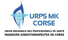 Union Régionale des Professionnels de Santé Masseurs-Kinésithérapeutes de Corse